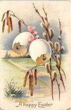 xrt602013 - Easter Post Card Old Vintage Antique