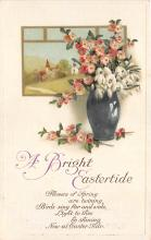 xrt602016 - Easter Post Card Old Vintage Antique