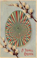 xrt602054 - Easter Post Card Old Vintage Antique