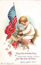 xrt603018 - Memorial Day Decoration Day Post Card Old Vintage Antique