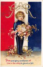 xrt603021 - Memorial Day Decoration Day Post Card Old Vintage Antique