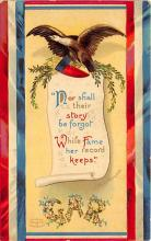 xrt603026 - Memorial Day Decoration Day Post Card Old Vintage Antique