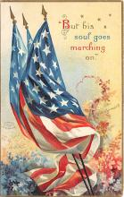 xrt603028 - Memorial Day Decoration Day Post Card Old Vintage Antique