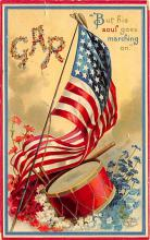 xrt603032 - Memorial Day Decoration Day Post Card Old Vintage Antique