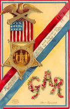xrt603036 - Memorial Day Decoration Day Post Card Old Vintage Antique