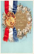 xrt603038 - Memorial Day Decoration Day Post Card Old Vintage Antique