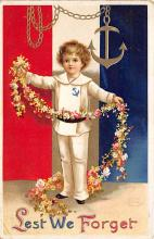 xrt603043 - Memorial Day Decoration Day Post Card Old Vintage Antique