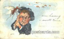 xrt700016 - Antiers Artist Postcard Post Card Old Vintage Antique
