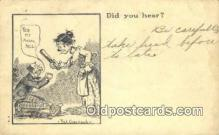 xrt700028 - Ned Cleaveland Artist Postcard Post Card Old Vintage Antique