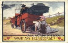 xrt700032 - Artist Postcard Post Card Old Vintage Antique