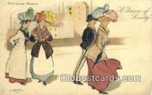 xrt700068 - Hilda Cowham Artist Postcard Post Card Old Vintage Antique
