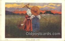 xrt700074 - Artist Postcard Post Card Old Vintage Antique