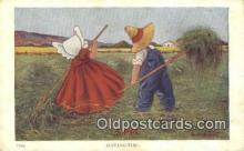 xrt700085 - Bernhardt Wall Artist Postcard Post Card Old Vintage Antique