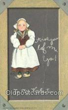 xrt700220 - Artist Postcard Post Card Old Vintage Antique