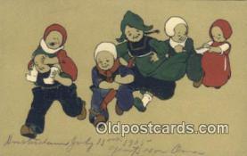 xrt800001 - M.M. Vienne No. 196 Signed Postcard, Postales, Postkaarten, Kartpostal, Cartes, Postale, Postkarte, Ansichtskarte