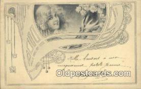 xrt800011 - M.M. Vienne No. 86 Signed Postcard, Postales, Postkaarten, Kartpostal, Cartes, Postale, Postkarte, Ansichtskarte