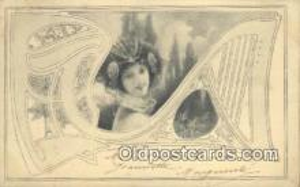 xrt800013 - M.M. Vienne No. 86 Signed Postcard, Postales, Postkaarten, Kartpostal, Cartes, Postale, Postkarte, Ansichtskarte