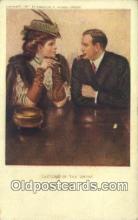 xrt800019 - Copyright 1907 Frederick A Stokes Signed Postcard, Postales, Postkaarten, Kartpostal, Cartes, Postale, Postkarte, Ansichtskarte