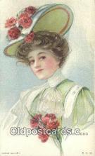 xrt800034 - Artist Maud Humphrey Signed Postcard, Postales, Postkaarten, Kartpostal, Cartes, Postale, Postkarte, Ansichtskarte