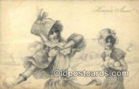 xrt800069 - M.M. Vienne No. 89 Signed Postcard, Postales, Postkaarten, Kartpostal, Cartes, Postale, Postkarte, Ansichtskarte