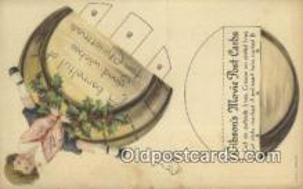 xrt800120 - Artist Gibson Signed Postcard, Postales, Postkaarten, Kartpostal, Cartes, Postale, Postkarte, Ansichtskarte