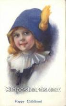 xrt800185 - Artist C.W. Barber Signed Postcard, Postales, Postkaarten, Kartpostal, Cartes, Postale, Postkarte, Ansichtskarte