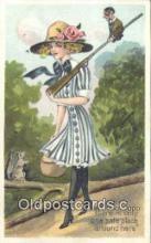 xrt800197 - Summer Girl Series Number 155 Signed Postcard, Postales, Postkaarten, Kartpostal, Cartes, Postale, Postkarte, Ansichtskarte
