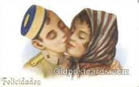 xrt800208 - Artist J. Ibanez Signed Postcard, Postales, Postkaarten, Kartpostal, Cartes, Postale, Postkarte, Ansichtskarte