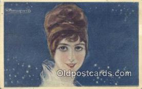 xrt800237 - Artist Bompard Signed Postcard, Postales, Postkaarten, Kartpostal, Cartes, Postale, Postkarte, Ansichtskarte