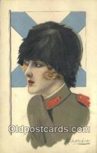 xrt800247 - Artist Cherubini Signed Postcard, Postales, Postkaarten, Kartpostal, Cartes, Postale, Postkarte, Ansichtskarte