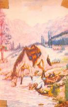 xrt999067 - Artist Signed Post Card