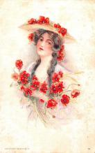 xrt999078 - Artist Signed Post Card