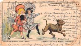 xrt999131 - Artist Signed Post Card