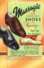xsa001036 - Massagic Shoe Advertising Postcard Postcards