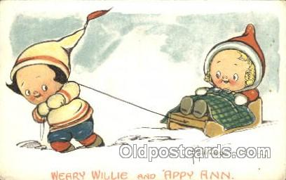 Artist Grace Wiederseim / Drayton Postcard Post Card