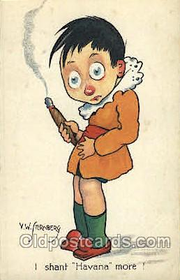 Artist V.W. Sternberg Postcard Post Card