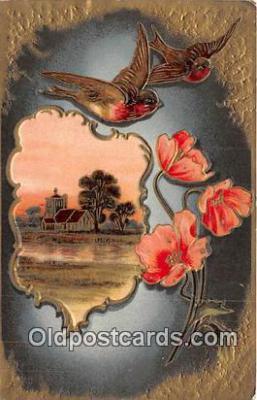 yan010097 - Postcard Post Card