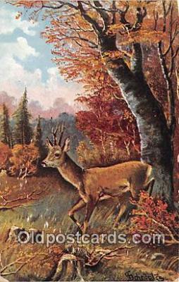 yan060121 - Artist Schropl Postcard Post Card