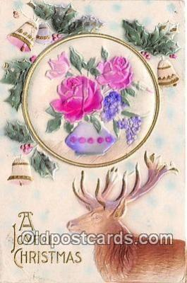 yan060125 - Joyful Christmas Postcard Post Card