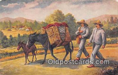yan070042 - Postcard Post Card