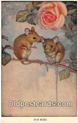 yan180004 - By Noel Hopking Sub Rosa Postcard Post Card