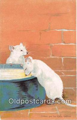 yan180009 - Offert Par Les Cafes Gilbert Postcard Post Card