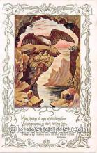 yan010088 - Bald Eagle Postcard Post Card