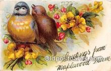 yan010199 - Maplewood Farm Greetings from Postcard Post Card