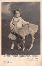 yan060124 - Young Nimrod Postcard Post Card