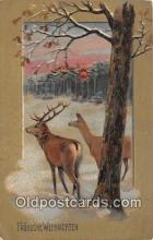 yan060141 - Frohliche Weihnachten Postcard Post Card