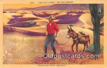 yan070050 - Two of a Kind Postcard Post Card