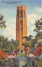 yan090027 - Lake Wales, FL, USA Singing Tower Postcard Post Card