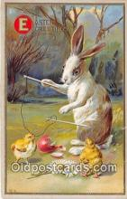 yan240016 - Easter Greetings Postcard Post Card