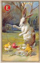 yan240016 - Easter Greetings Postcard Post Card